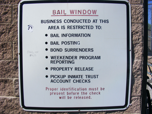 Bail Window Rules at the City of Las Vegas Detention Center - Inmate Lookup Las Vegas
