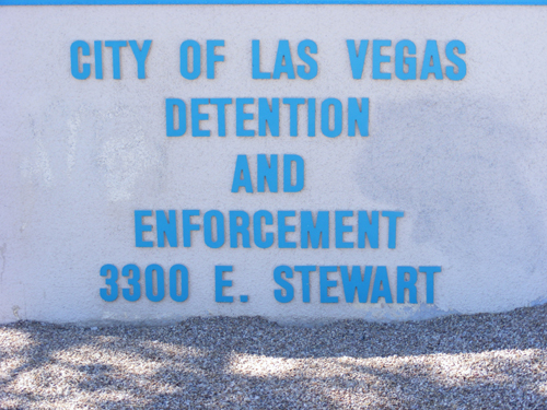 City of Las Vegas Detention and Enforcement - Inmate Lookup Las vegas