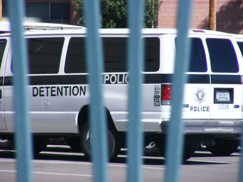 Las Vegas Inmate Lookup