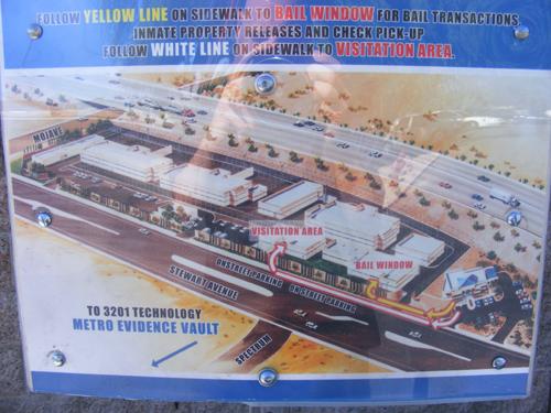Inmate Lookup Las Vegas - Map of Las Vegas Jail