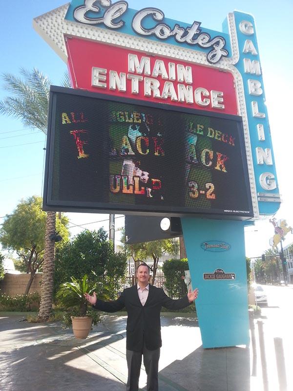 Las Vegas Bail Bondsman Marc Gabriel
