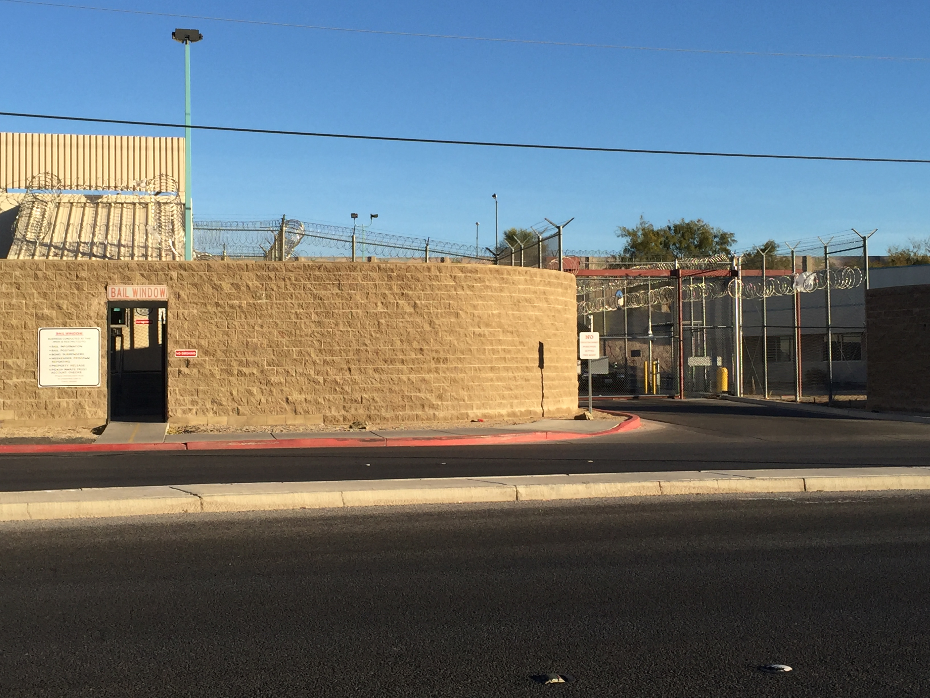 North Las Vegas Detention Center Express Service Bail Bonds