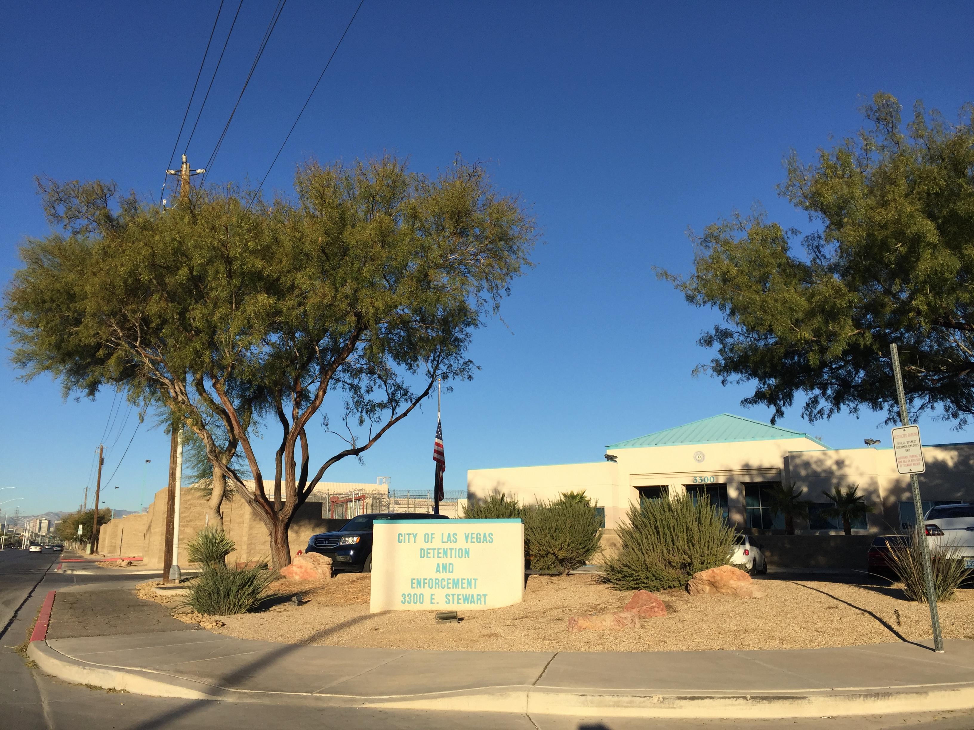 Bail Bonds Las Vegas for the North Las Vegas Detention Center