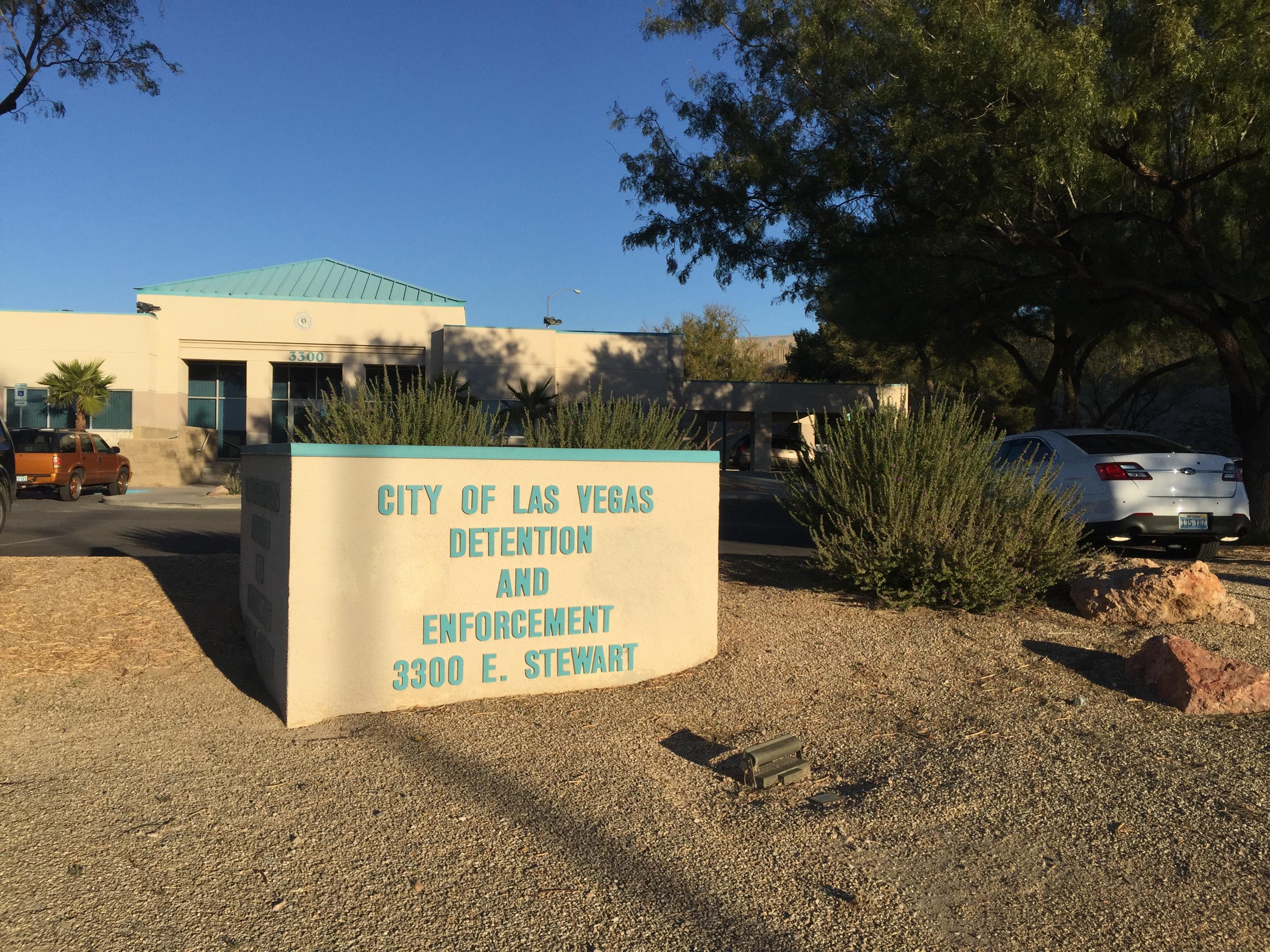 Las Vegas Detention Center Location