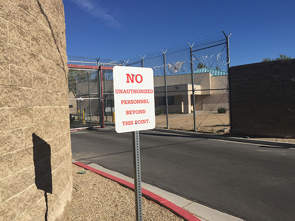 Express Service Bail Bonds for the Las Vegas Detention Center